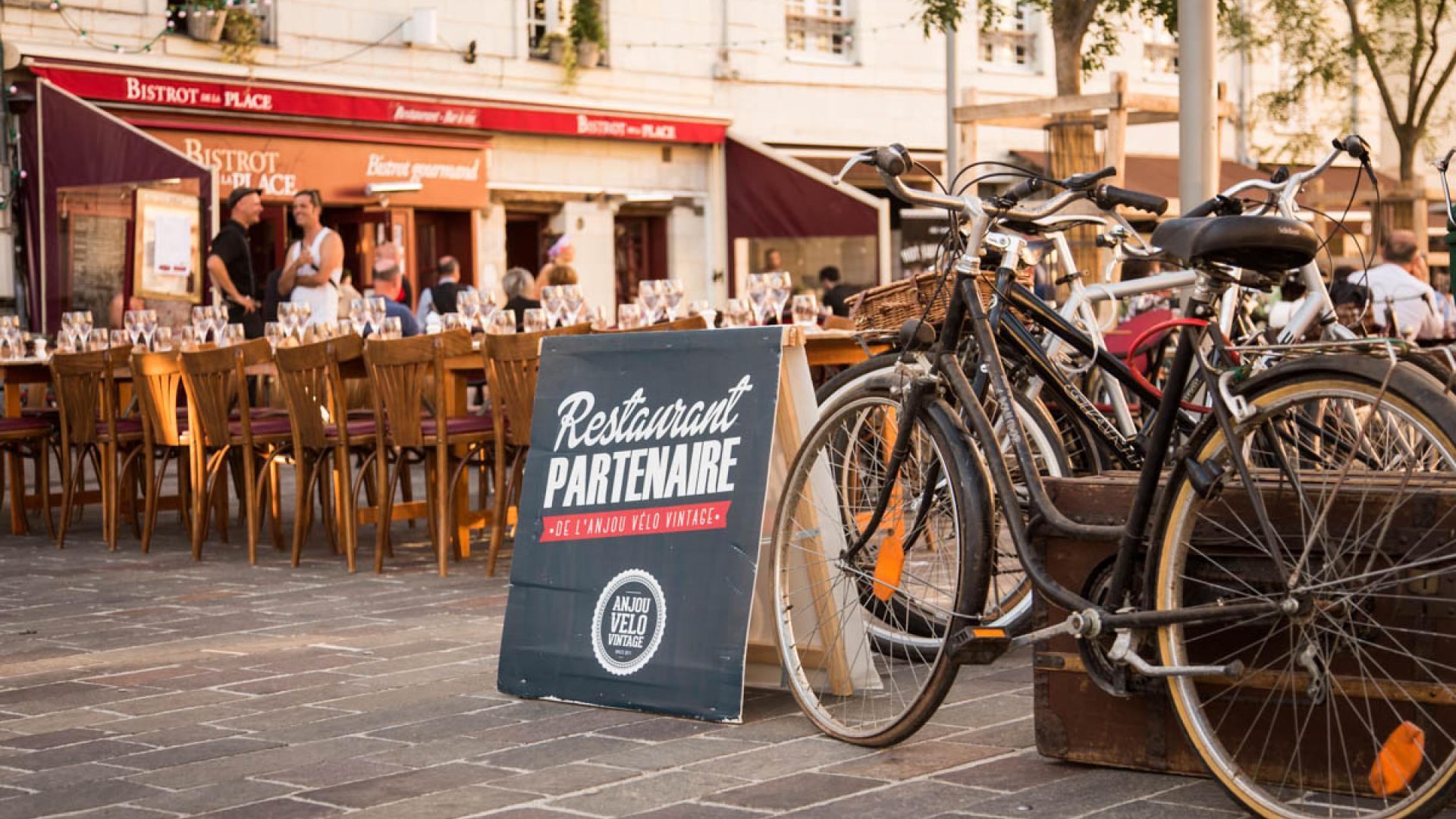 reportage Anjou vélo vintage
