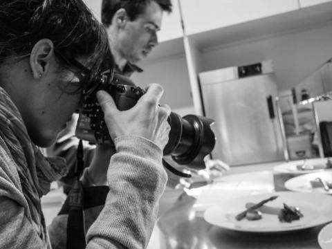 Shooting en cuisine